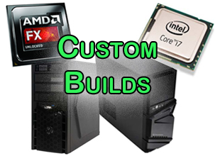 Custom build computers